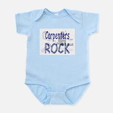 Carpenters Rock Infant Bodysuit