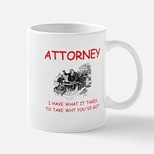 attorney Mugs