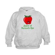 Apple of Farmor's Eye Hoodie