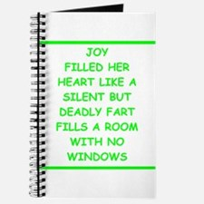 bad writing Journal