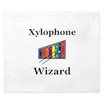 Xylophone Wizard King Duvet