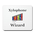 Xylophone Wizard Mousepad