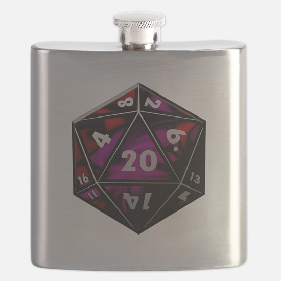 D20 color Flask
