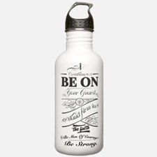 Cute Bible verse Sports Water Bottle
