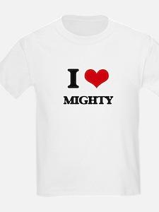 I Love Mighty T-Shirt