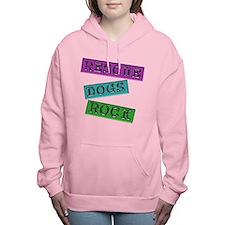 Rescue Dogs Rock Women's Hooded Sweatshirt