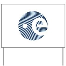 ESA 50th Anniversary Yard Sign
