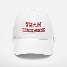 Team KUCINICH (red) Baseball Baseball Cap