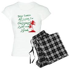 Christmas Island Pajamas