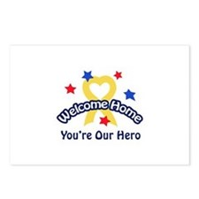 YOURE OUR HERO Postcards (Package of 8)