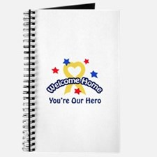 YOURE OUR HERO Journal