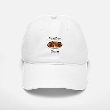 Waffles Guru Baseball Baseball Cap