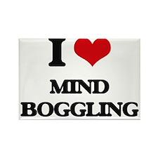 I Love Mind Boggling Magnets