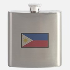 FLAG OF PHILLAPPINES Flask