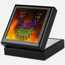 Phoenix Pacis Keepsake Box