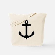 Anchor ship Tote Bag