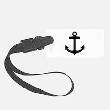 Anchor ship Luggage Tag