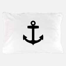 Anchor ship Pillow Case