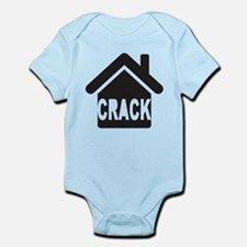 Crack house Body Suit