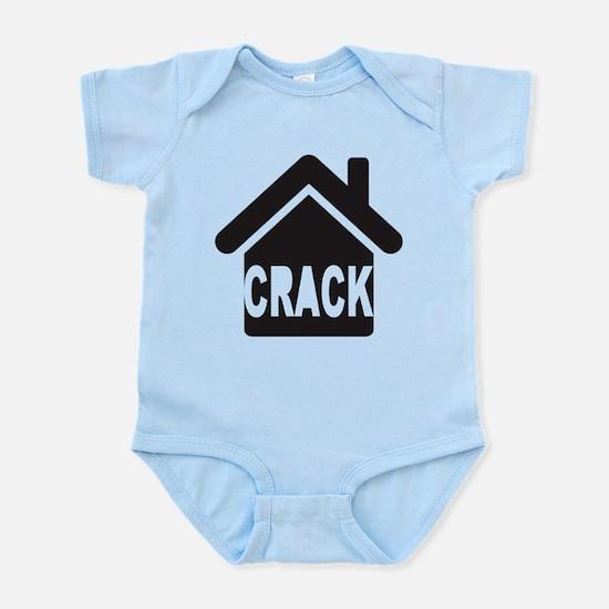 Crack house Body Suit