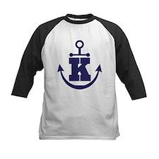 Anchor Monogram K Tee