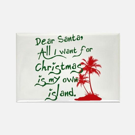 Christmas Island Magnets