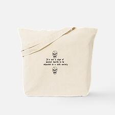 Sick Society Tote Bag
