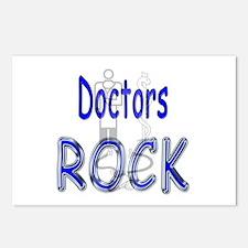 Doctors Rock Postcards (Package of 8)
