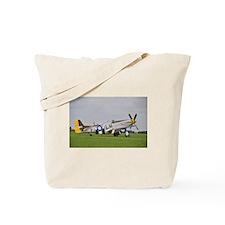 P-51 Mustang (2) Tote Bag
