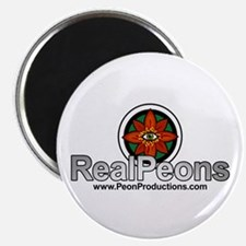 """Real Peons 2.25"""" Magnet (100 pack)"""