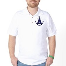 Anchor Monogram A T-Shirt