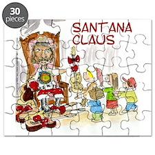 Santana Claus Puzzle