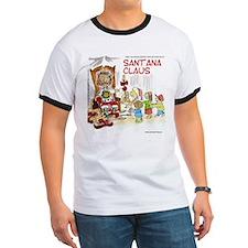 Santana Claus T-Shirt