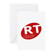 Respiratory Therapist Greeting Cards (Pk of 10