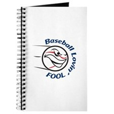 BASEBALL LOVIN FOOL Journal