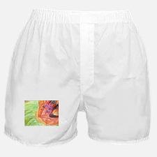Giant Poppy Boxer Shorts