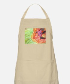 Giant Poppy Apron