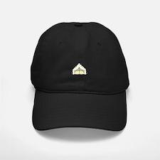 GLAMPING TENT Baseball Hat