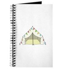 GLAMPING TENT Journal