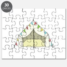 GLAMPING TENT Puzzle