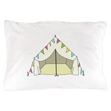 GLAMPING TENT Pillow Case