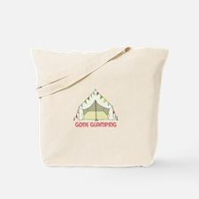 GONE GLAMPING Tote Bag
