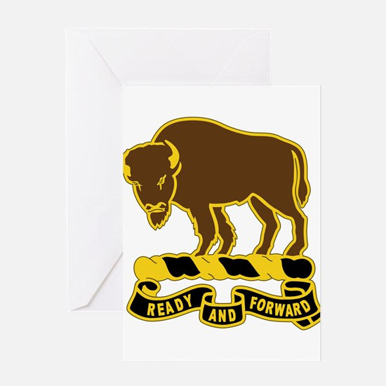 10 Cavalry Regiment.psd Greeting Cards