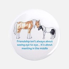 """FRIENDSHIP IS ABOUT 3.5"""" Button"""