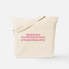 Dont Hald Fart In Tote Bag