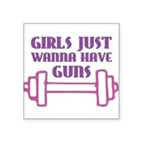 Fitness Bumper Stickers