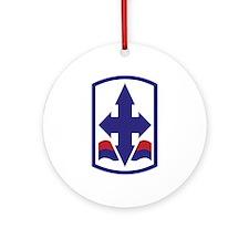 29 Infantry Brigade Combat Team.p Ornament (Round)