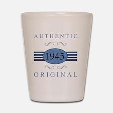 1945 Authentic Shot Glass