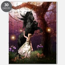 The Girl and the Dark Unicorn Puzzle