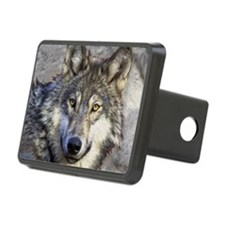 Grey Wolf Hitch Cover